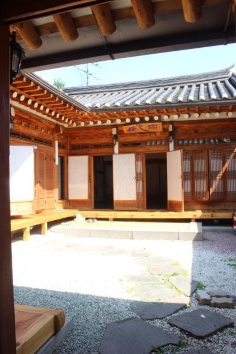 myeonggaje hanok single family house seoul republic of korea