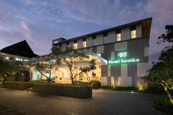 Hotel Santika Mataram Lombok