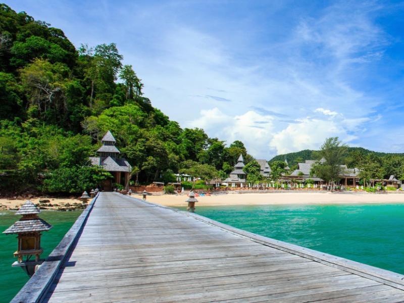 Santhiya Koh Yao Yai Resort And Spa Phuket Thailand