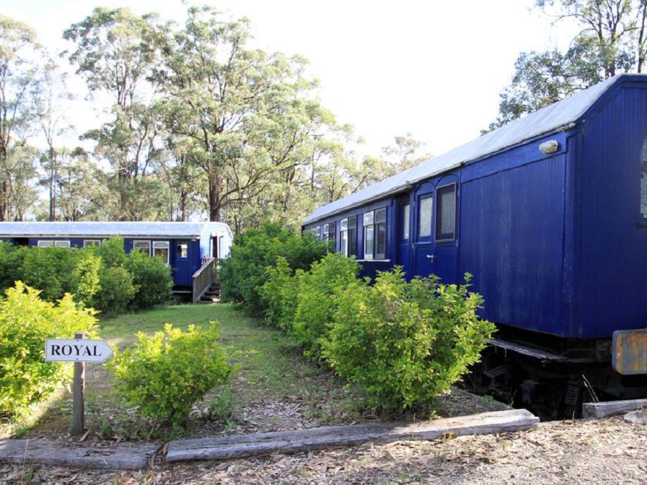 Krinklewood Cottage Trains