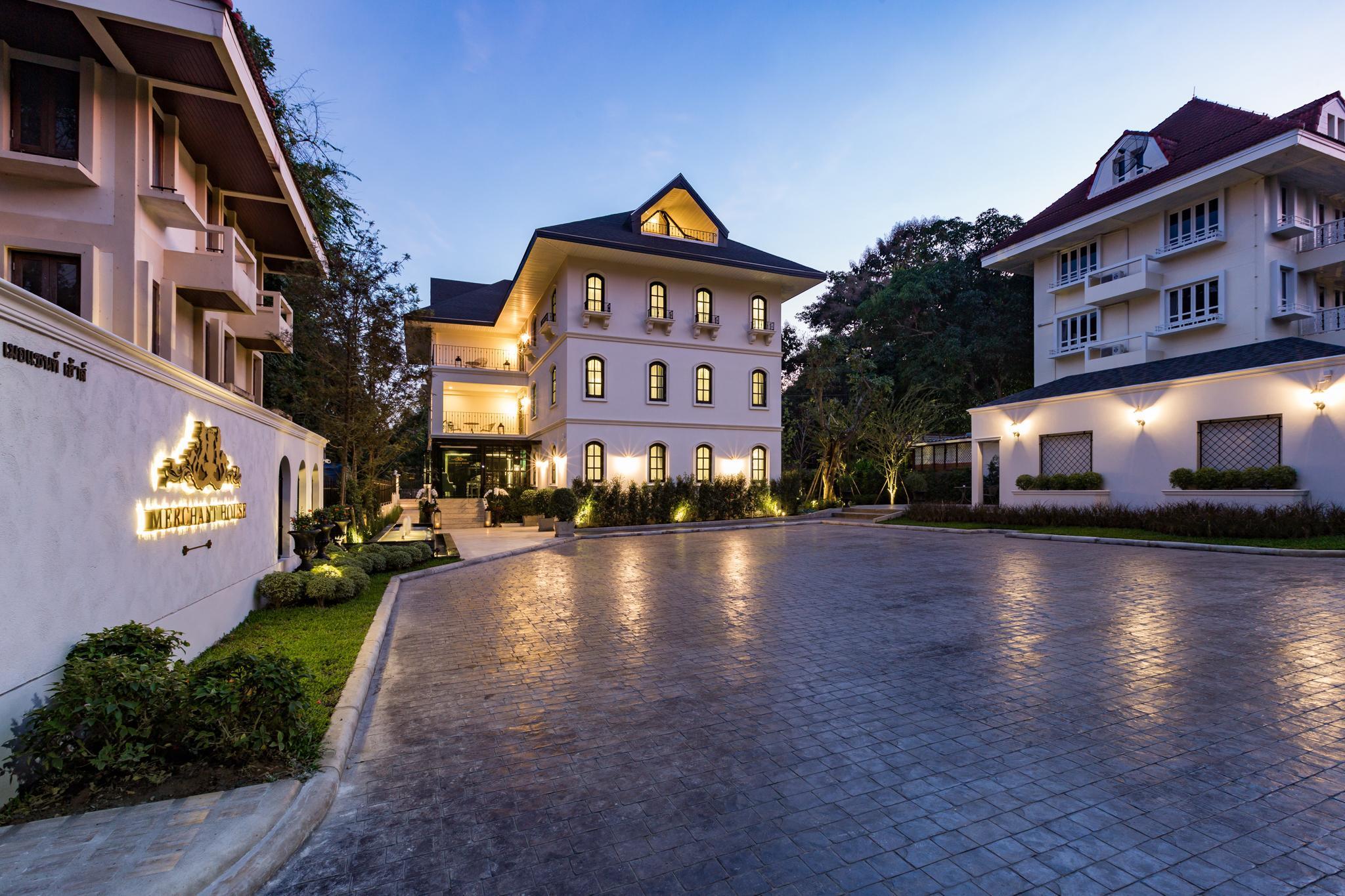 The Merchant House Chiangmai เดอะ เมอร์แชนต์ เฮาส์ เชียงใหม่