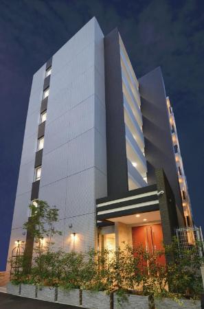 THE WONDER AT STAY -Maris Kyobashi ARMS Main Building- Osaka