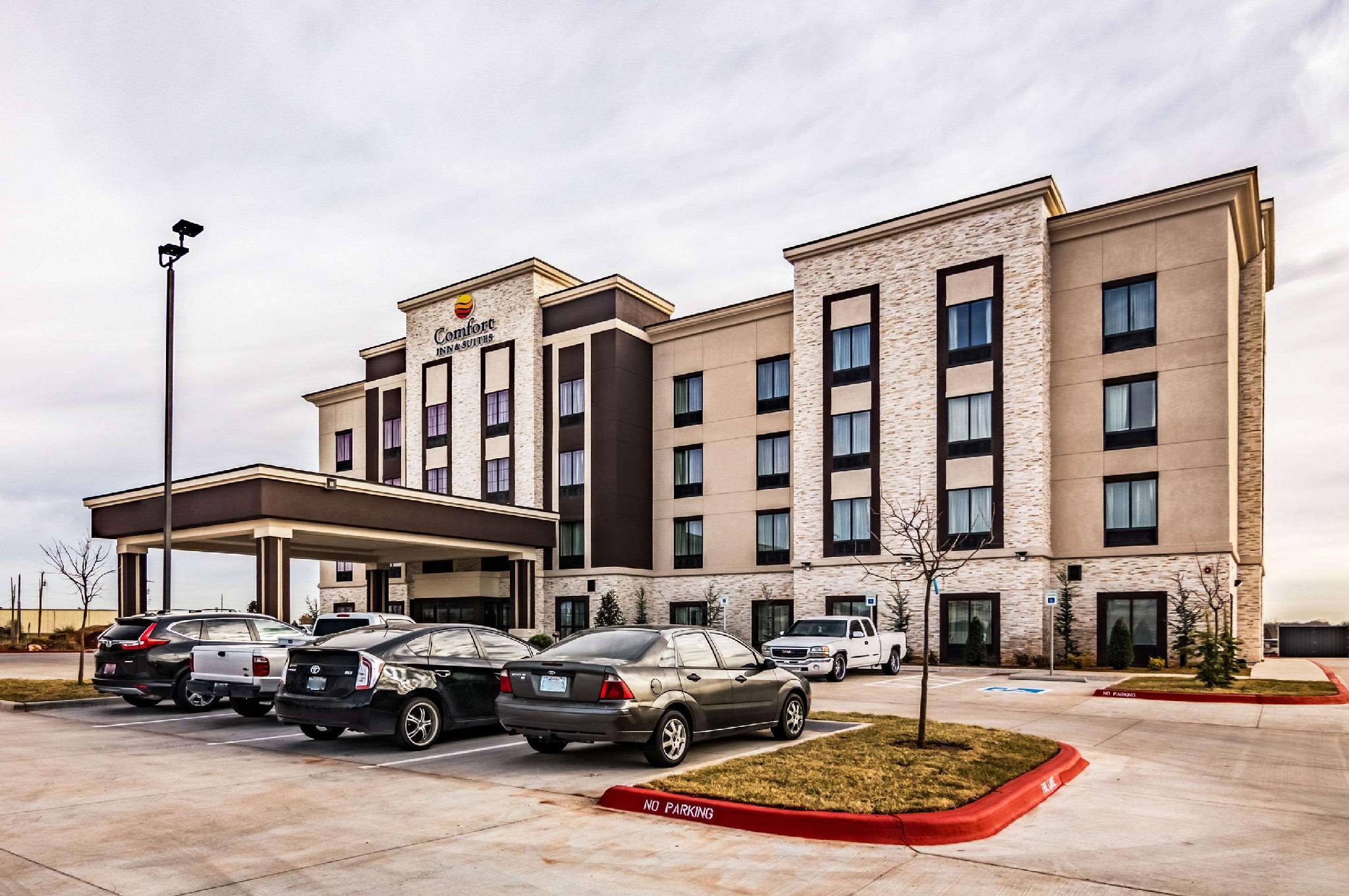 Comfort Inn And Suites Oklahoma City