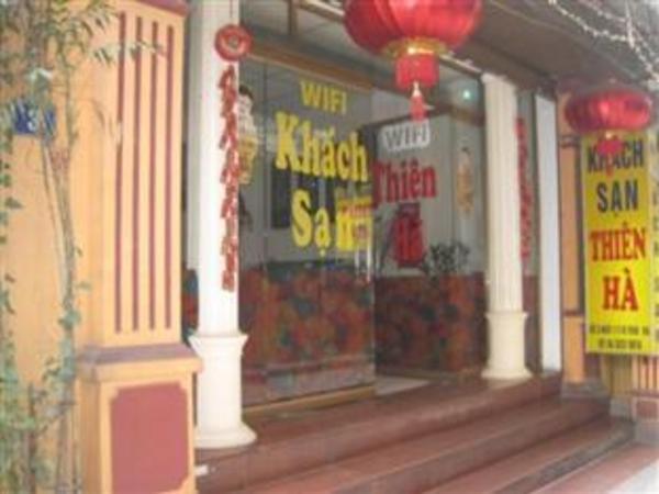 Thien Ha Hotel Hanoi