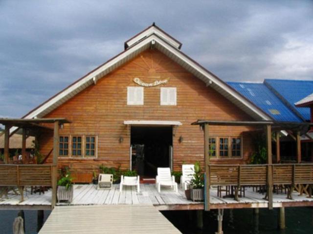 โอเชี่ยนบลู เกสต์เฮ้าส์ – Oceanblue Guest House