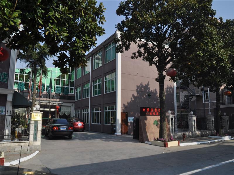 GreenTree Inn Shanghai Chongming Bao Town Express Hotel