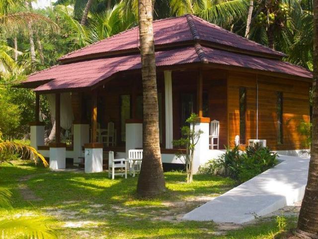 โคโคนัท เลน วิลลา – Coconut Lane Villas