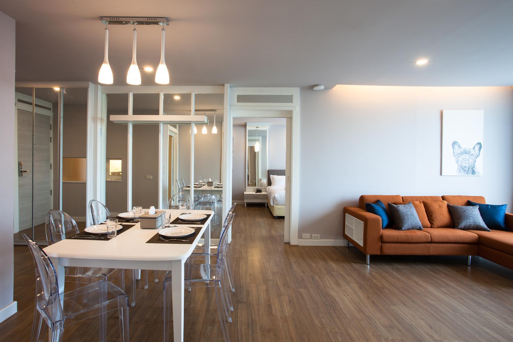 รีบจอง แคนนาส เซอร์วิส อพาร์ตเมนต์ (Kannas Serviced Apartment)