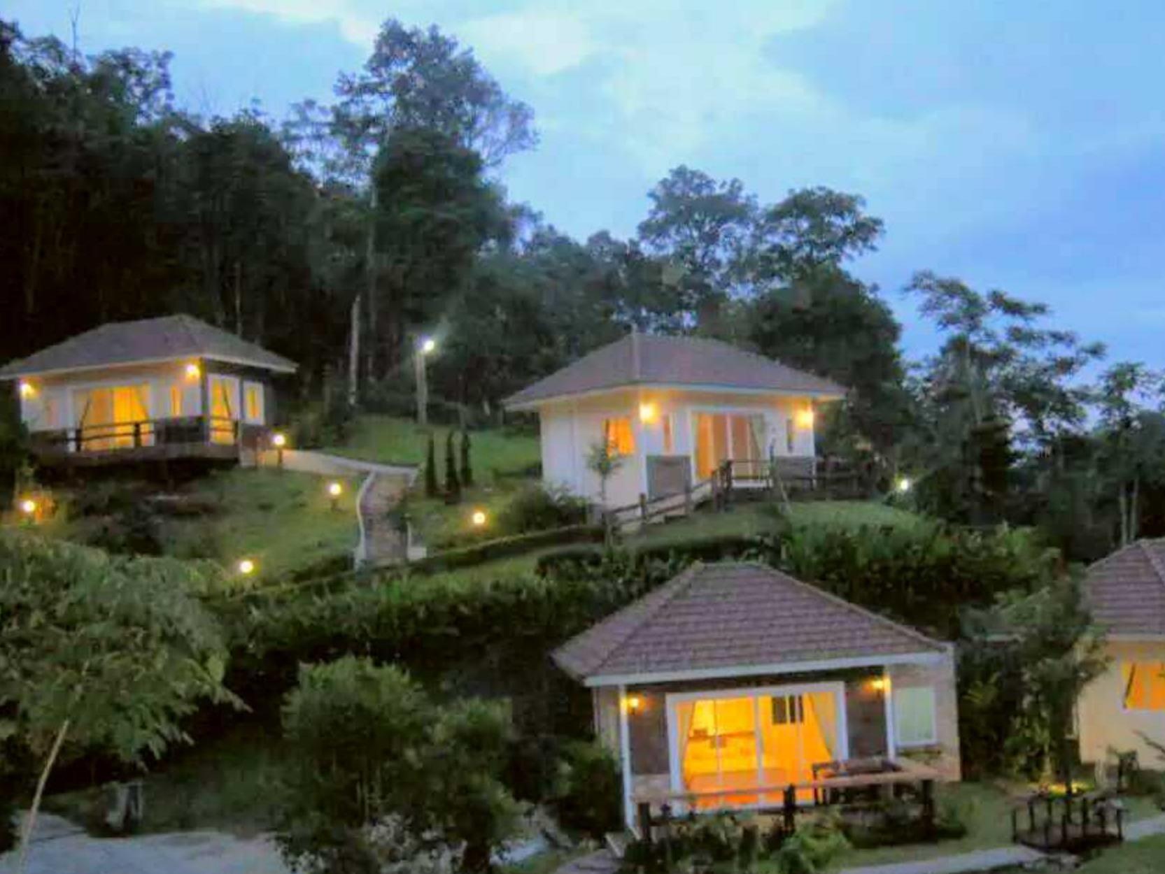 The Road View Resort โรงแรมเดอะ โร้ด วิว