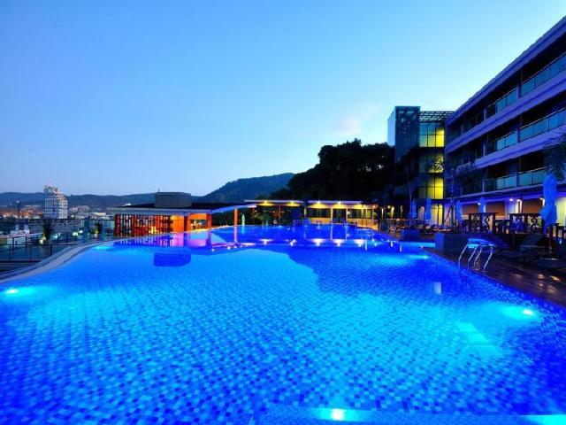 เดอะ เซ้นส์ รีสอร์ท ป่าตอง บีช – The Senses Resort Patong Beach