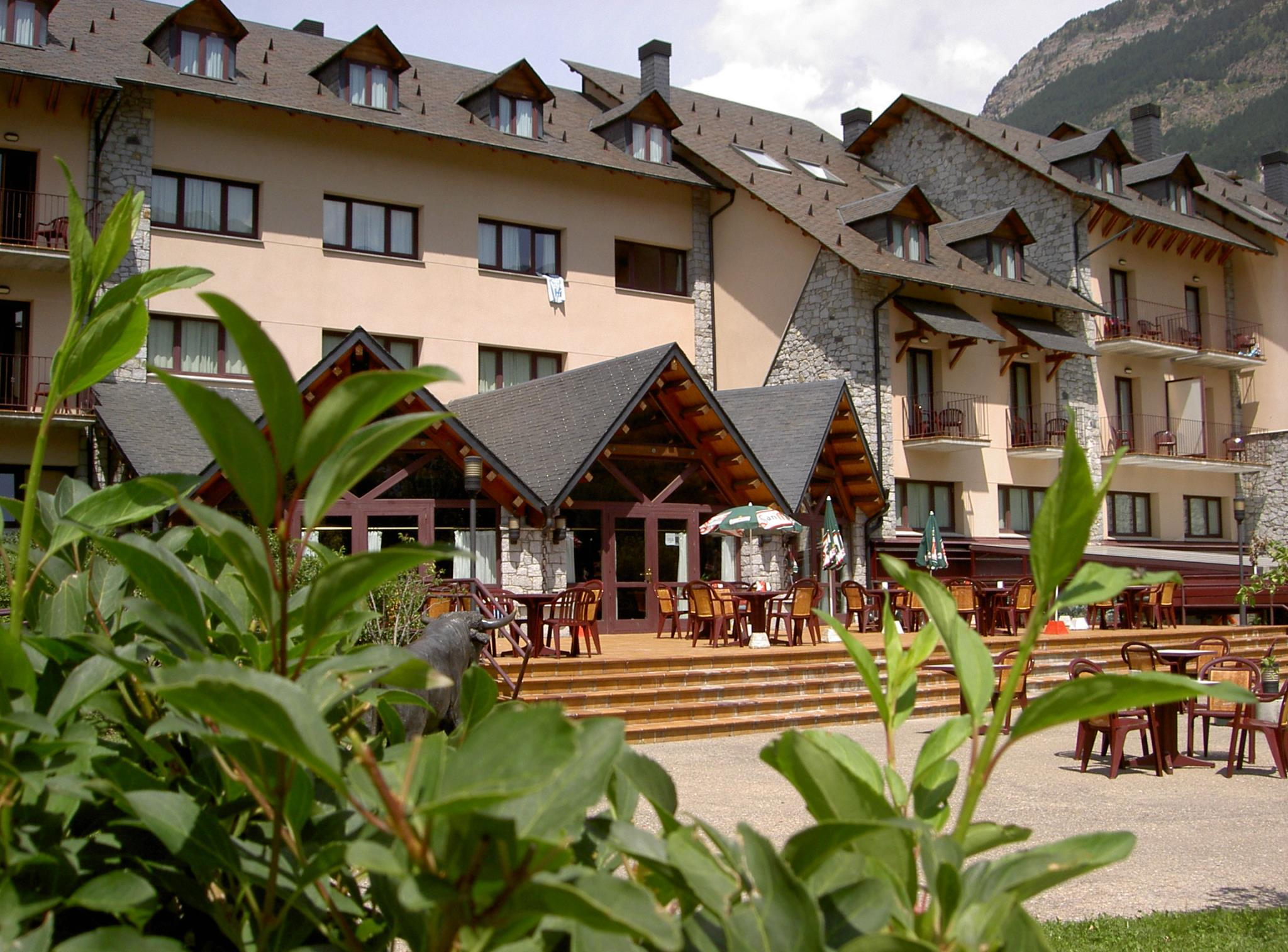 Gran Hotel Benasque Spa