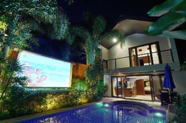 Beachside Villa Tawan  Koh Samui