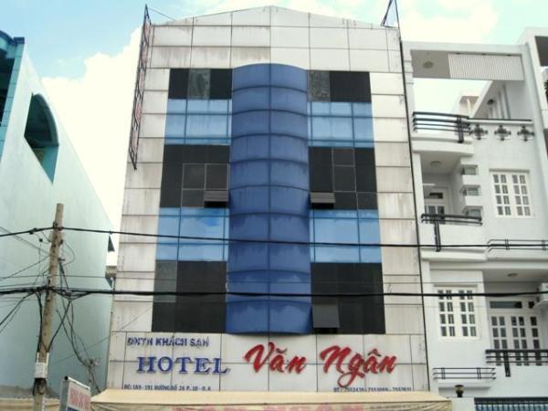 Van Ngan 1 Hotel Ho Chi Minh City