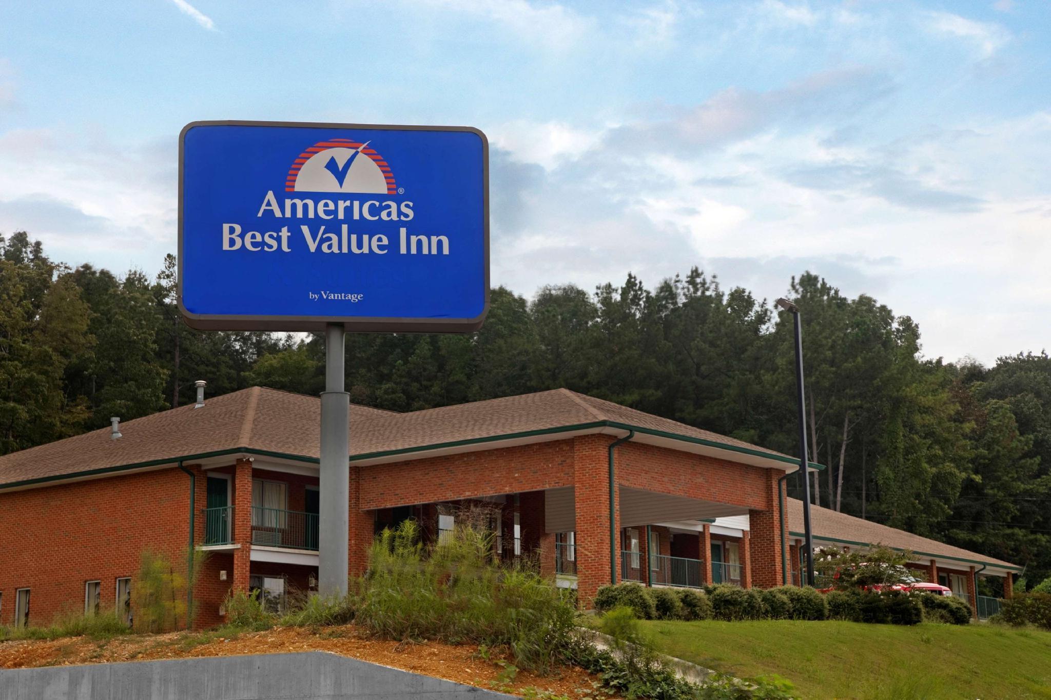 Americas Best Value Inn Leeds Birmingham