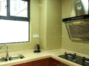 Muhai Theme Apartment Lan Hai Hua Yan Wu Qi