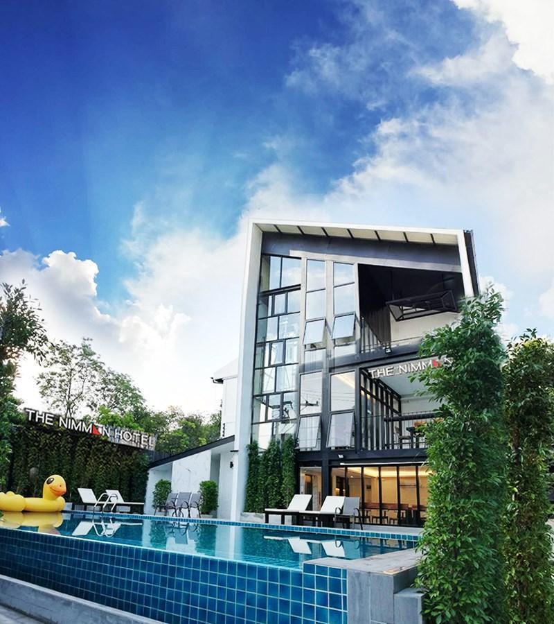 The Nimman Hotel เดอะ นิมมาน โฮเต็ล