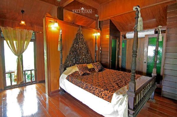 The Sali-Kham Traditional Lanna Home No.1 Chiang Mai