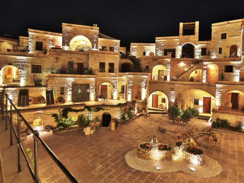 DOORS OF CAPPADOCIA HOTEL   ADULTS ONLY
