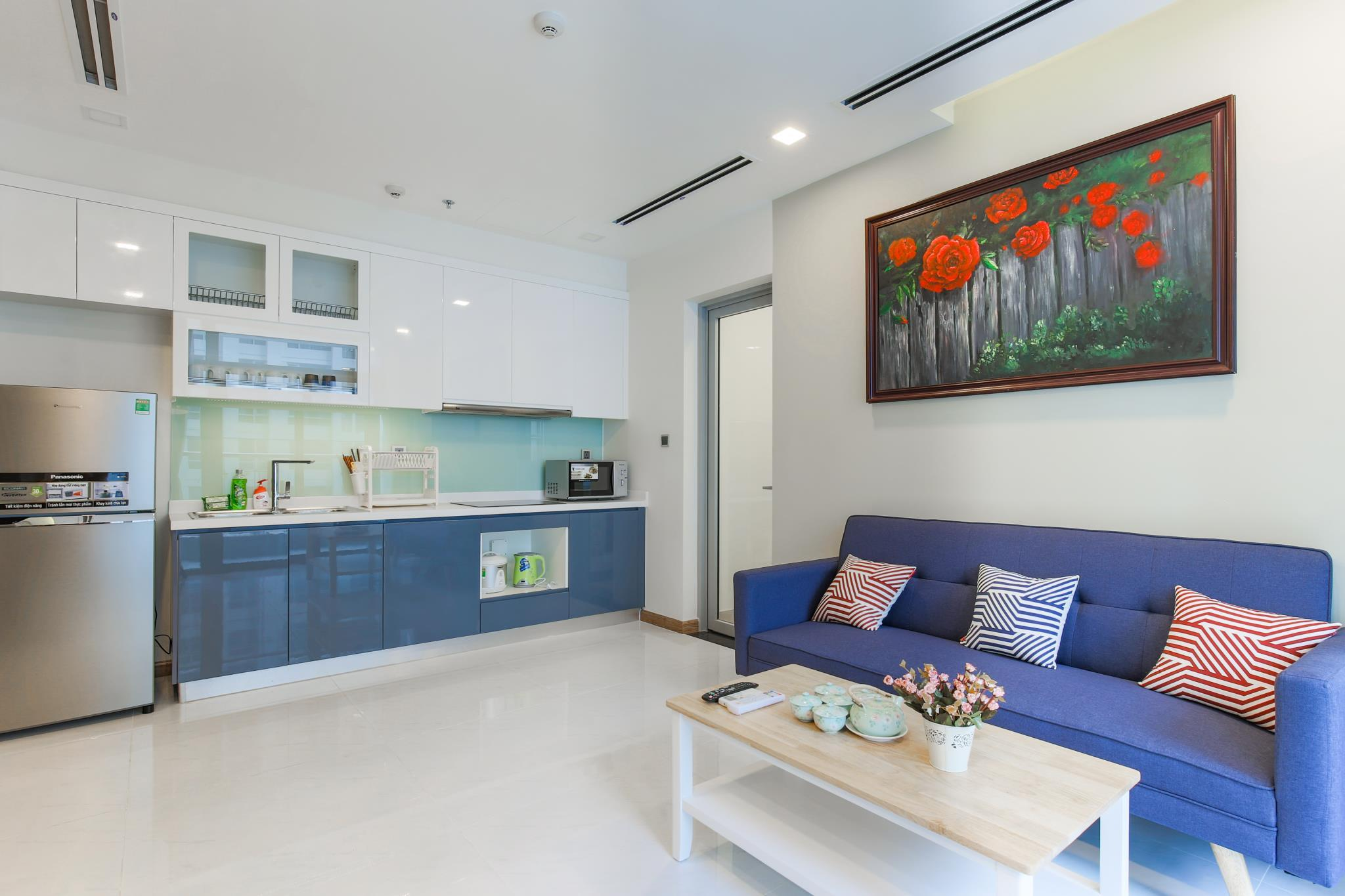 NEW Apartment In Vinhomes Central Park 3 2