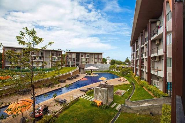 1 Bedroom Pool View Apartment – 1 Bedroom Pool View Apartment