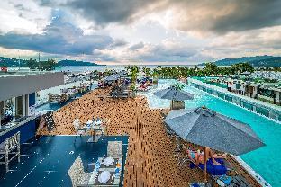 Hotel Clover Patong Phuket โรงแรมโคลเวอร์ ป่าตอง ภูเก็ต