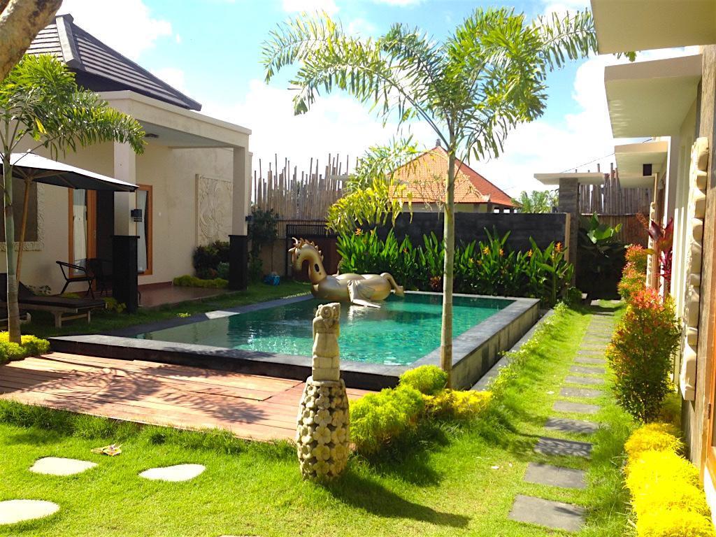 4 Bedroom Homayoon Villa Ubud