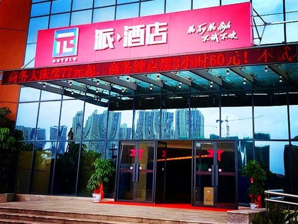 Pai Hotel Zhuhai City Polytechnic Aviation City Seaview