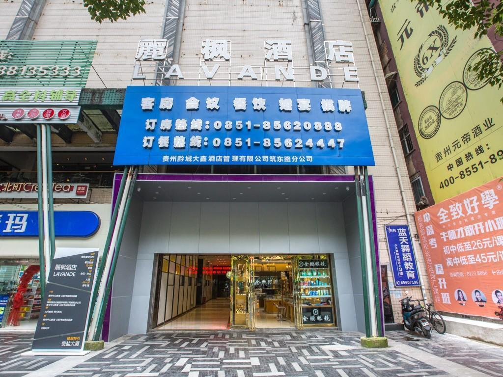 Lavande Hotel Guiyang Normal University