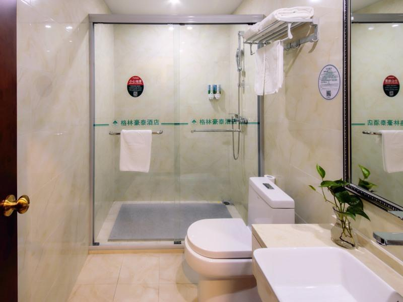 GreenTree Inn Huzhou Changxing Area For Development Hotel