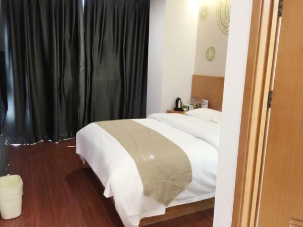 GreenTree Inn Nanjing Jiangning District Jiulonghu Metro Station Express Hotel Nanjing