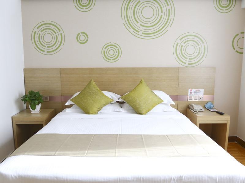 GreenTree Inn High Tech Zone Shandong University Bathing Beach Hotel