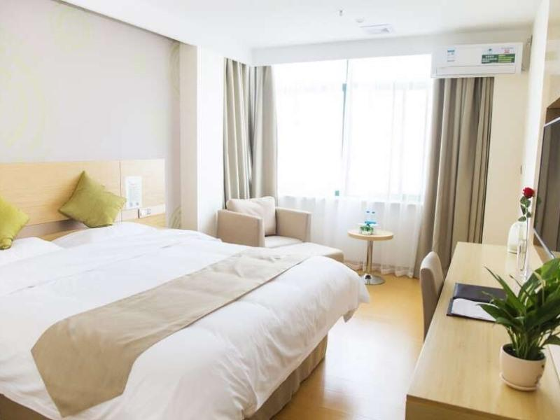GreenTree Inn Yancheng Dafeng Port Sea World Hotel