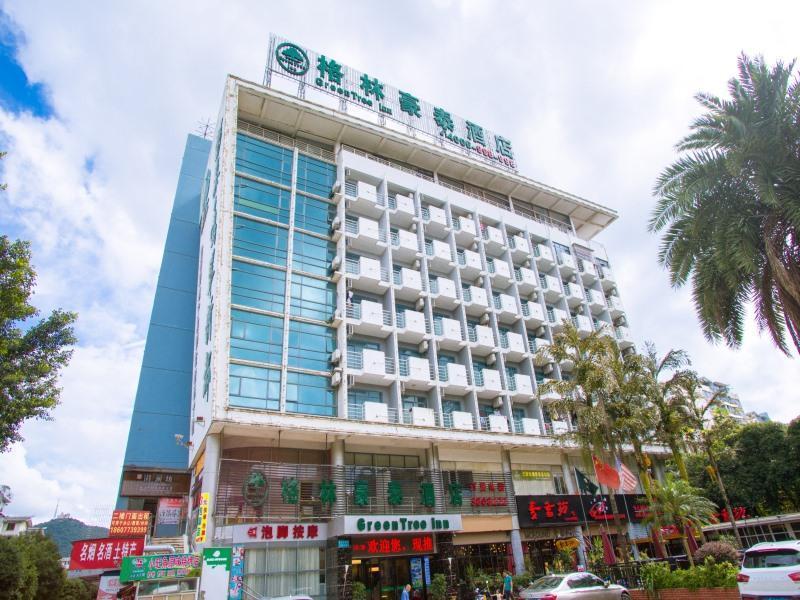 GreenTree Inn Guilin Railway Station Cuizhu Road