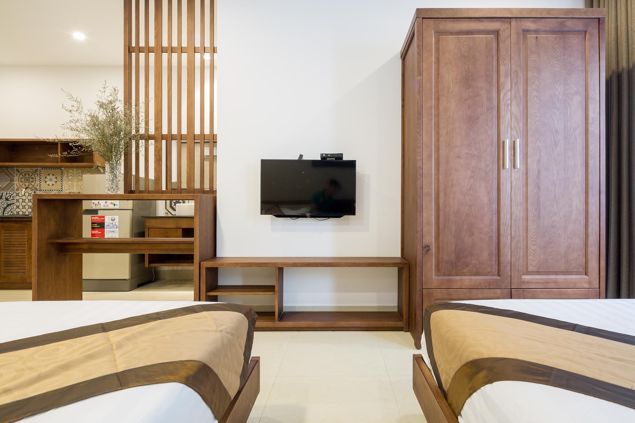 Landlord Aris Apartment  Studio Family 3