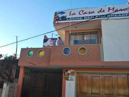 La Casa De Maruja BandB