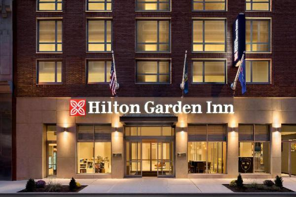 Hilton Garden Inn West 37th Times Square South, NY New York