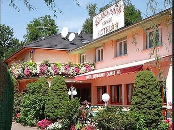 Le Rhien Carrer Hotel Restaurant