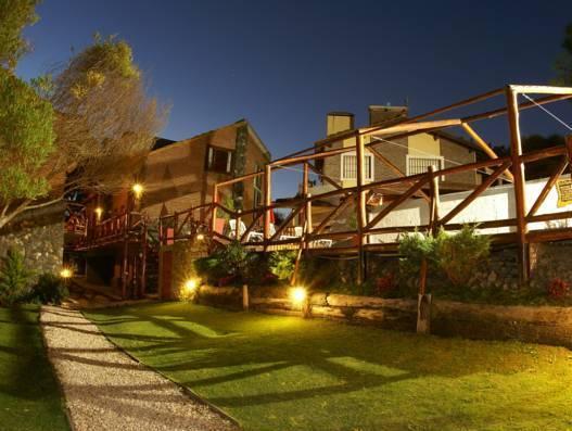 Loma Escondida Apart Cabanas And Spa