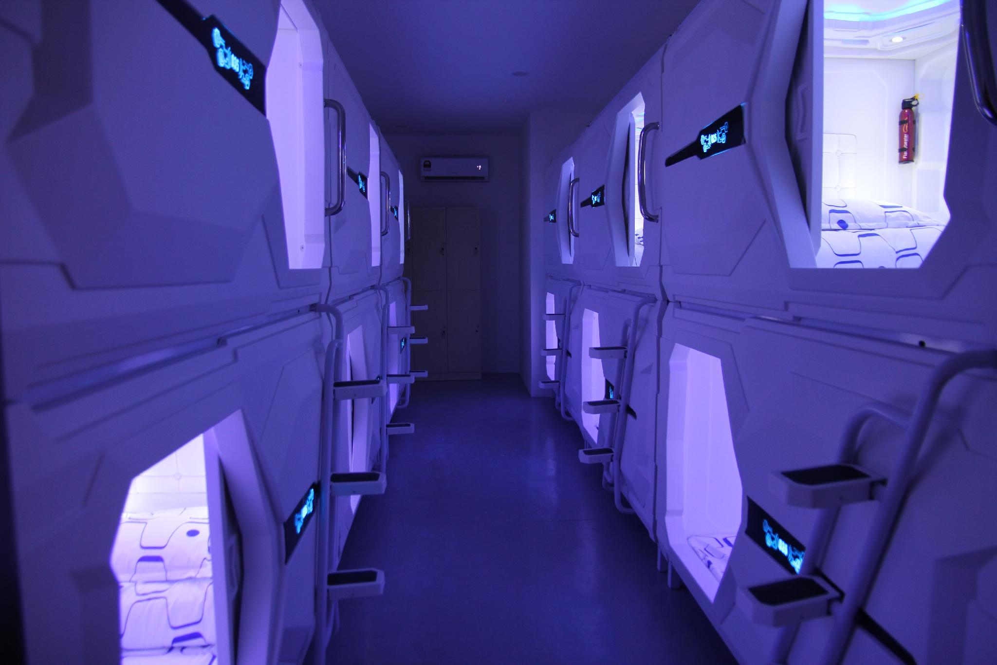 Space Cap Hotel