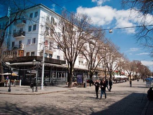 Apartments A La DeRibas