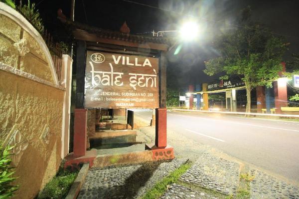 Villa Bale Seni Lombok