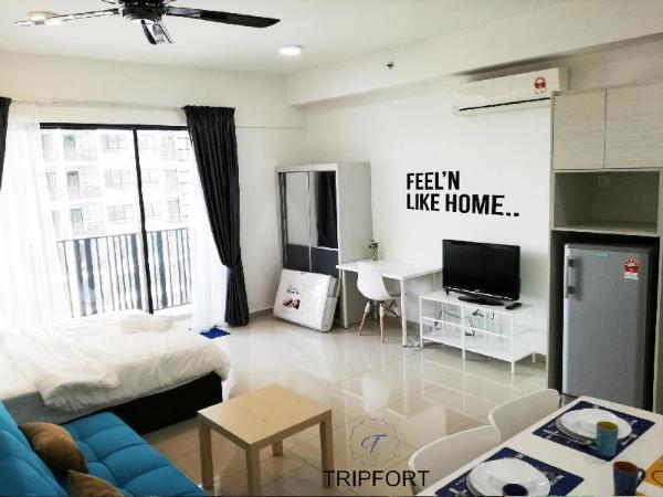 B1 Comfy Studio @ i-City Shah Alam