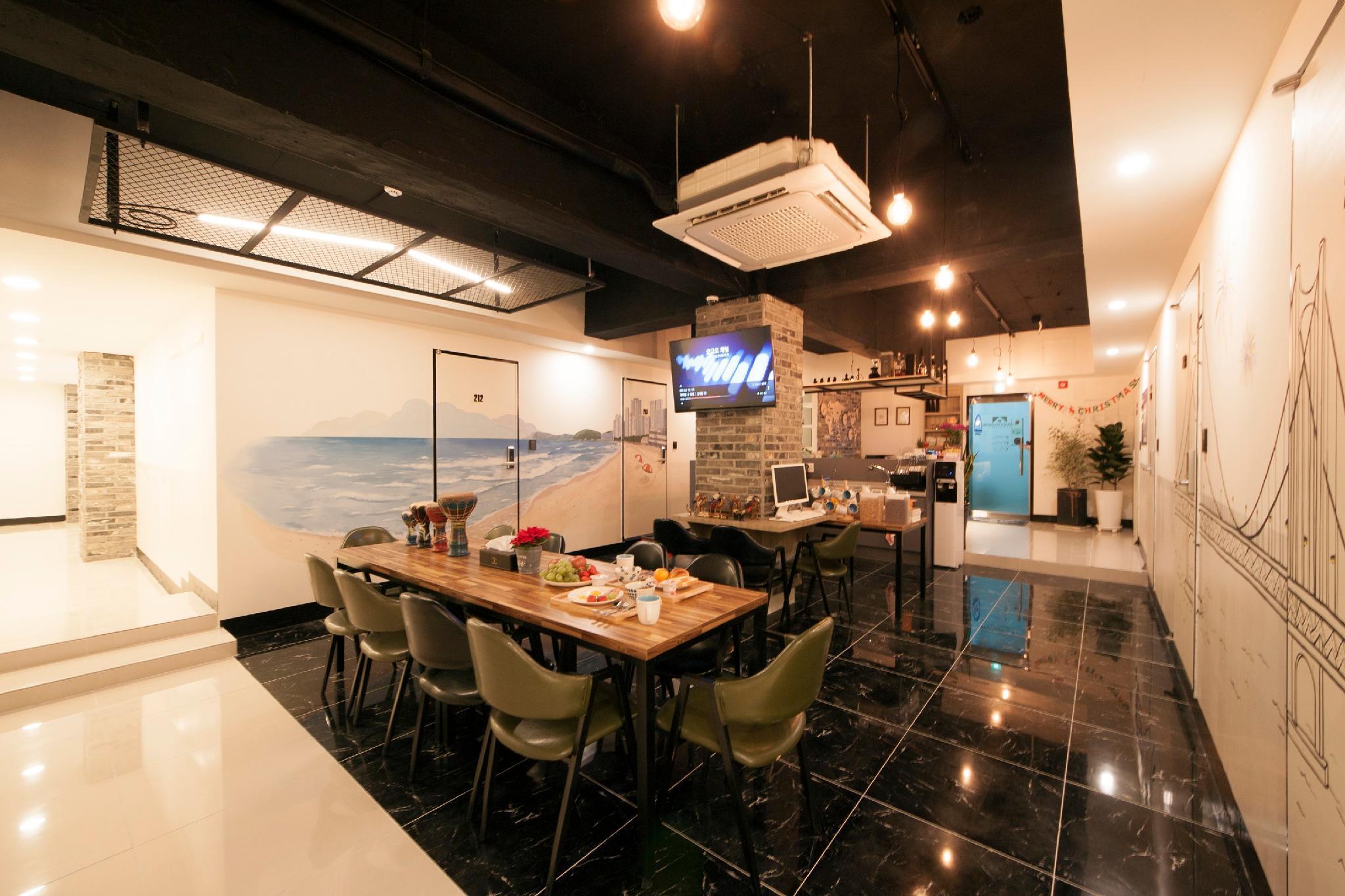 MAMA Guesthouse Haeundae