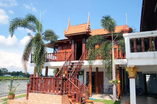 River Breeze Guest House Ayutthaya