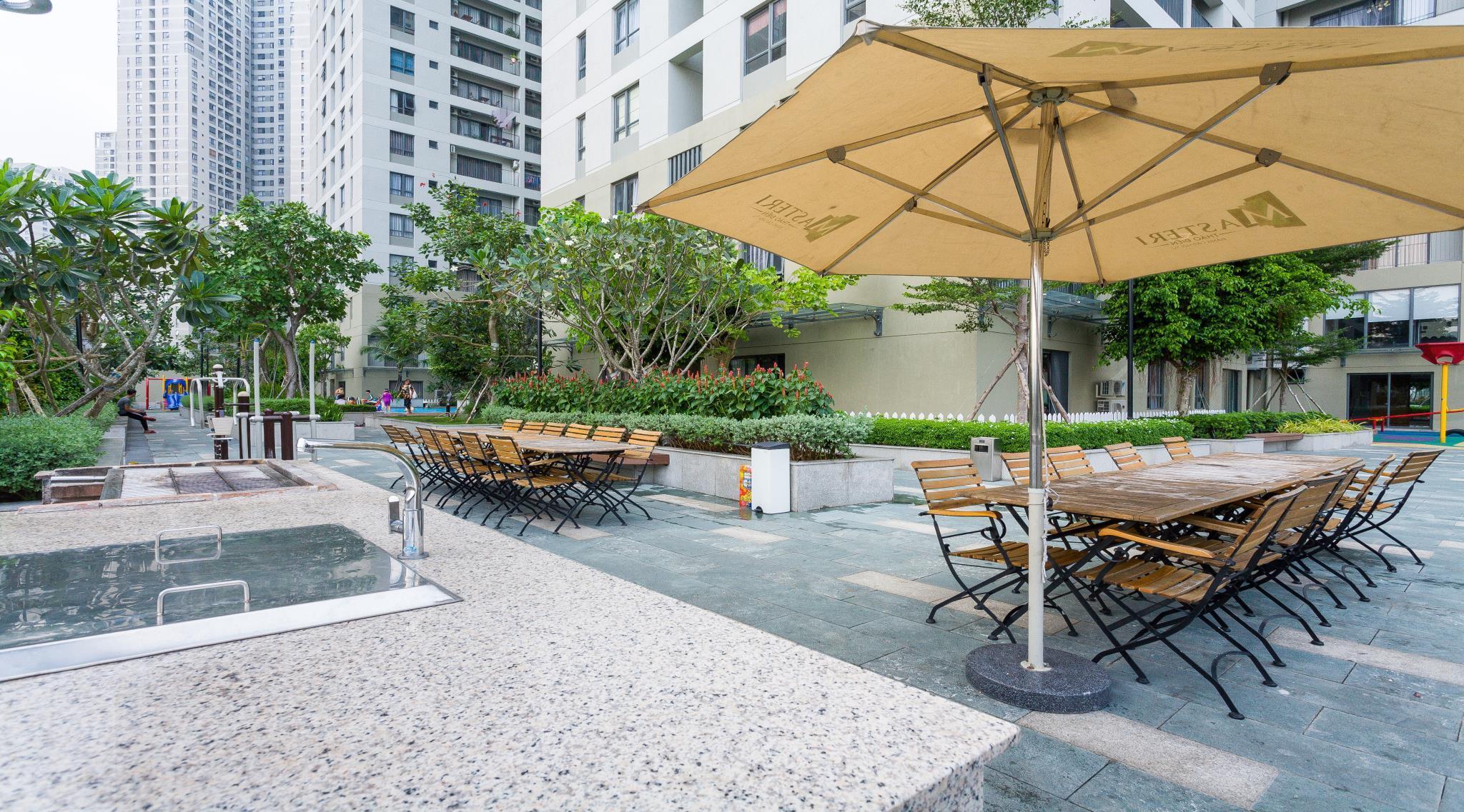 Herla Masteri Thao Dien Luxury Apartment 0502  T2