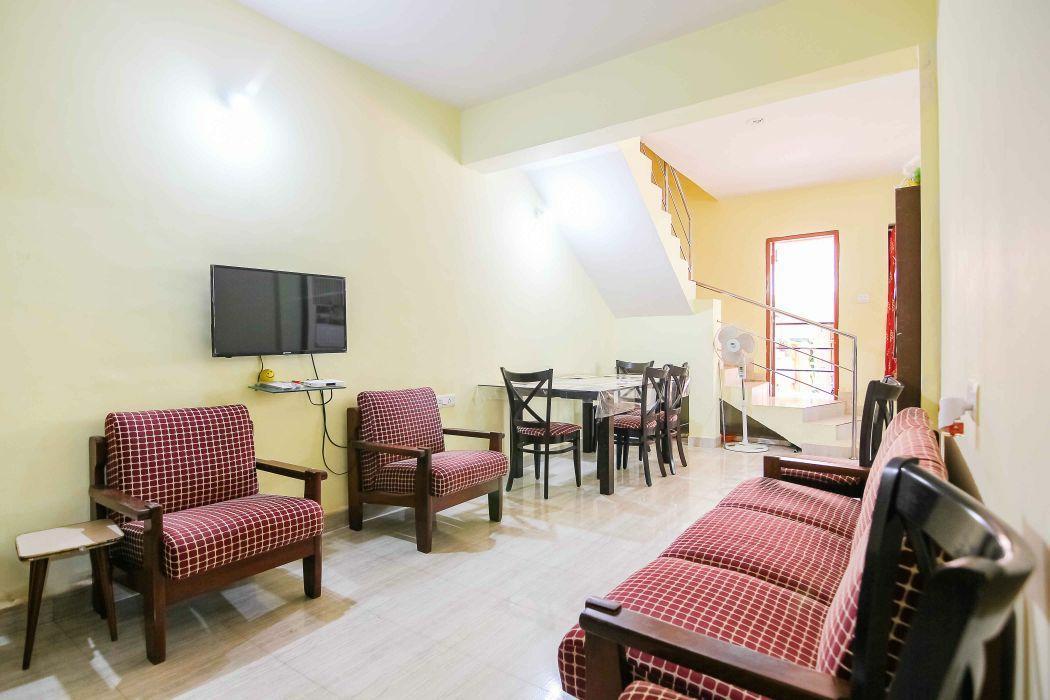 3 Bedroom Holiday Villa Sylvia In North Goa