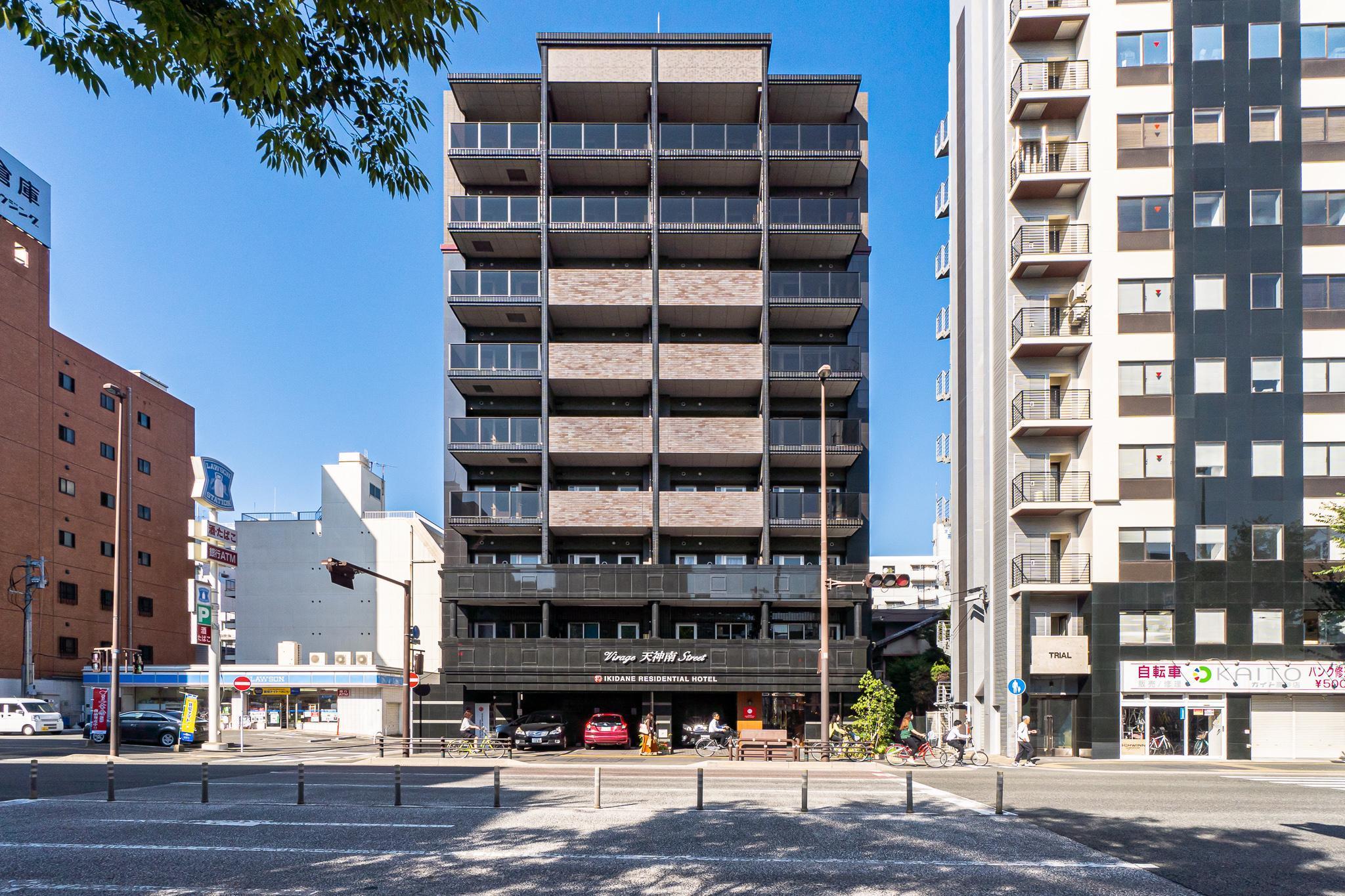 Residence Hotel Hakata 6