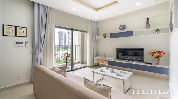 Herla Masteri Thao Dien Luxury Apartment 0502 #T2 Ho Chi Minh City