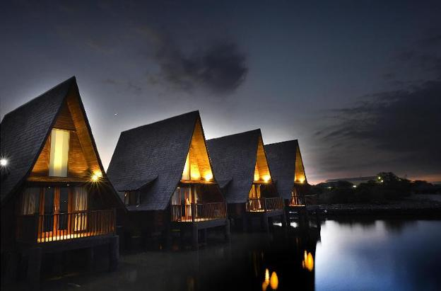 Seaview Cottage Cirebon Waterland
