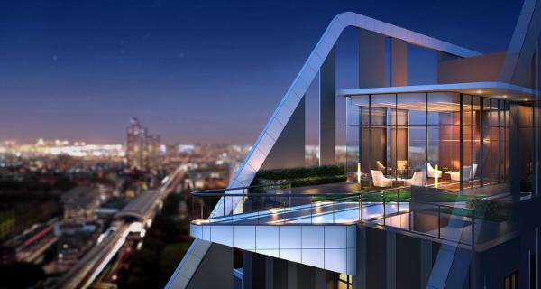 New Room near BITEC, Bangna BearingBTS,50m.pool M2 Bangkok